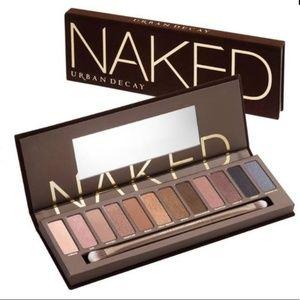 New Original Urban Decay Naked 1 Eyeshadow Palette